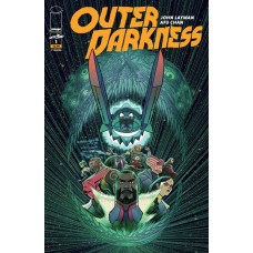 OUTER DARKNESS #1 2ND PTG (MR)
