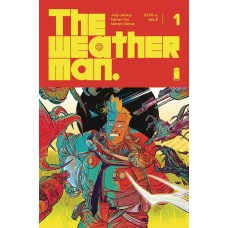 WEATHERMAN VOL 2 #1 CVR A FOX (MR)
