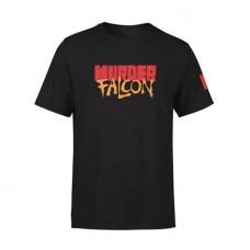 MURDER FALCON TOUR T/S LG (C: 0-1-2)