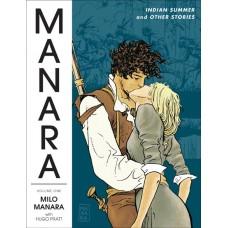 MANARA LIBRARY TP VOL 01 INDIAN SUMMER (MR) (C: 1-0-0)