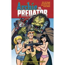 ARCHIE VS PREDATOR TP (C: 0-1-2)