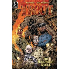 TROUT HOLLOWEST KNOCK #1 (OF 4)