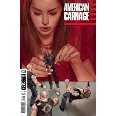 AMERICAN CARNAGE #8 (MR)