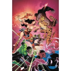 JUSTICE LEAGUE #25 YEAR OF THE VILLIAN (NOTE PRICE)