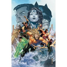 JUSTICE LEAGUE #25 VARIANT YEAR OF THE VILLIAN (NOTE PRICE)