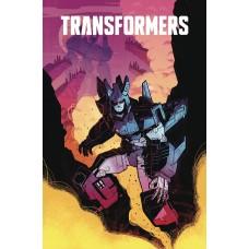 TRANSFORMERS #8 CVR A MALKOVA