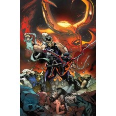 WAR OF REALMS JOURNEY INTO MYSTERY #5 (OF 5)