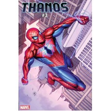 THANOS #3 (OF 6) SPIDER-MAN BIG TIME SUIT VARIANT