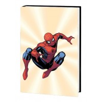 SPIDER-MAN POSTCARD BOOK HC