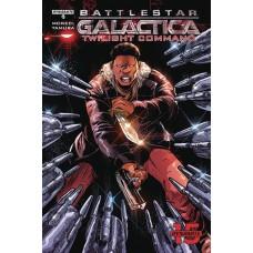 BATTLESTAR GALACTICA TWILIGHT COMMAND #5 CVR B TAMURA