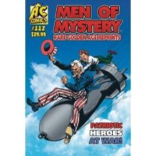 MEN OF MYSTERY #112