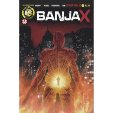 BANJAX #1 CVR A ALVES (MR)