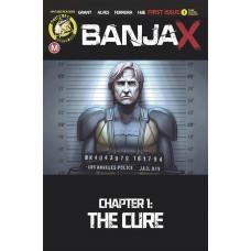 BANJAX #1 CVR B ALVES (MR)