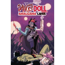DANGER DOLL SQUAD PRESENTS AMALGAMA LIVES TP VOL 01