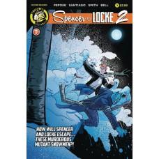 SPENCER AND LOCKE 2 #3 (OF 4) CVR A SANTIAGO