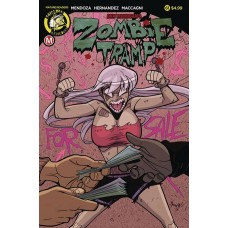 ZOMBIE TRAMP ONGOING #61 CVR A MACCAGNI (MR)
