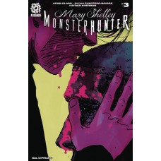 MARY SHELLEY MONSTER HUNTER #3