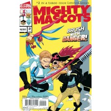 MIGHTY MASCOTS #2 (OF 3)