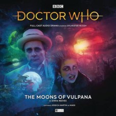 DOCTOR WHO 7TH DOCTOR MOONS OF VULPANA AUDIO CD (C: 0-1-0)
