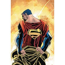 DF SUPERMAN YEAR ONE #1 GOLD SGN MILLER