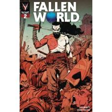 FALLEN WORLD #2 (OF 5) CVR A GREENE