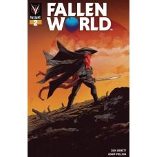 FALLEN WORLD #2 (OF 5) CVR B SHALVEY