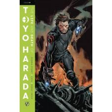 LIFE & DEATH OF TOYO HARADA #4 (OF 6) CVR B LASHLEY