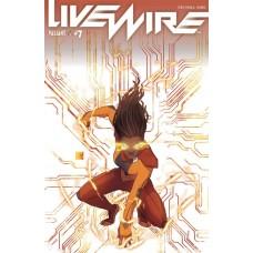 LIVEWIRE #7 CVR C FARROW