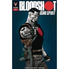 BLOODSHOT RISING SPIRIT #8 CVR B HERBERT