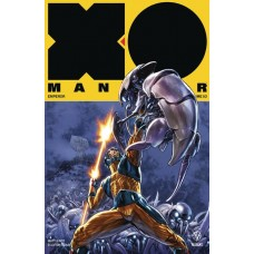 X-O MANOWAR (2017) TP VOL 03 EMPEROR