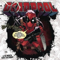 DEADPOOL 2020 WALL CALENDAR (C: 1-1-0)