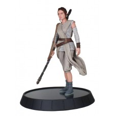 STAR WARS MILESTONES FORCE AWAKENS REY 1/6 SCALE STATUE (C: