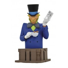 BATMAN TAS MAD HATTER BUST (C: 1-1-2)