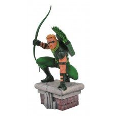 DC GALLERY GREEN ARROW COMIC PVC FIGURE (C: 1-1-2)