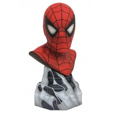 LEGENDS IN 3D MARVEL SPIDER-MAN 1/2 SCALE BUST (C: 1-1-2)