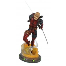 MARVEL GALLERY UNMASKED DEADPOOL PVC FIG (C: 1-1-2)
