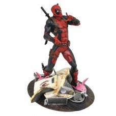 MARVEL GALLERY TACO TRUCK DEADPOOL PVC FIGURE (C: 1-1-2)