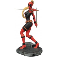MARVEL GALLERY LADY DEADPOOL PVC FIG (C: 1-1-2)
