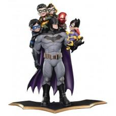 BATMAN FAMILY Q-MASTER DIORAMA (C: 0-1-2)