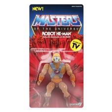 MOTU 5.5IN VINTAGE WAVE 2 ROBOT HE-MAN ACTION FIGURE (Net) (