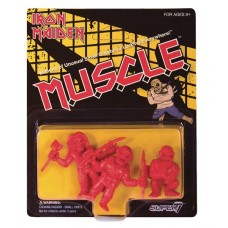 IRON MAIDEN RED MUSCLE 4PK PACK (Net) (C: 1-1-1)
