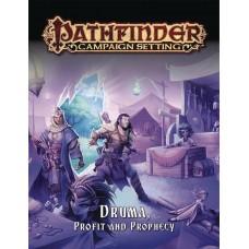 PATHFINDER RPG CAMPAIGN SETTING DRUMA PROFIT & PROPHECY
