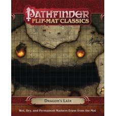 PATHFINDER RPG FLIP MAN CLASSICS DRAGONS LAIR