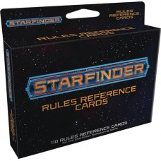 STARFINDER RPG RULES REFERENCE CARDS DECK