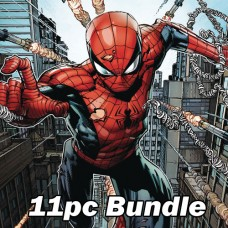 NON-STOP SPIDER-MAN #1 REG AND VARIANT BUNDLE