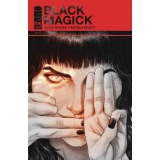 BLACK MAGICK #12 (MR)