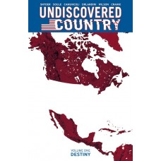 UNDISCOVERED COUNTRY TP VOL 01 (MR)