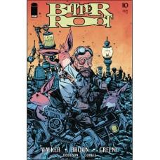 BITTER ROOT #10 CVR A GREENE (MR)
