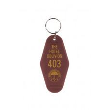 UMBRELLA ACADEMY HOTEL OBLIVION KEYCHAIN