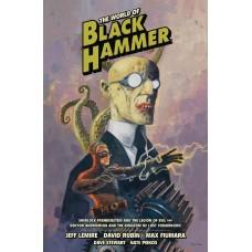 WORLD OF BLACK HAMMER LIBRARY ED HC (C: 0-1-2)